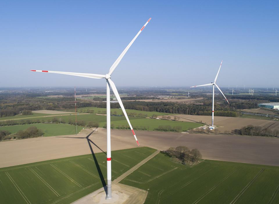 Windenergieanlagen Nordex