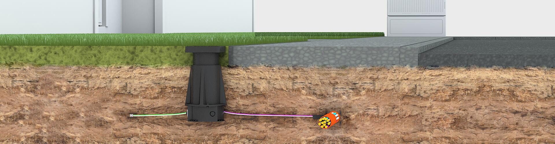 Glasfaserausbau neu gedacht