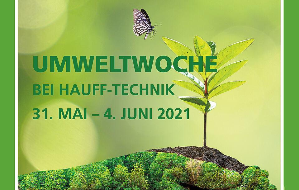 Umweltwoche bei Hauff-Technik