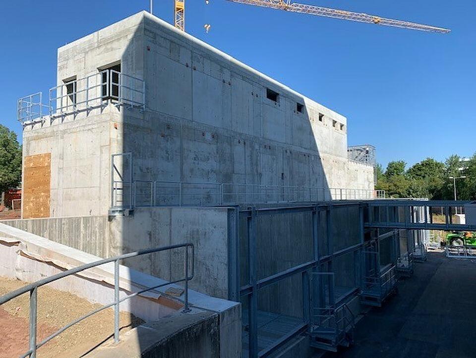 Modernisierung des Heizkraftwerks und Neubau eines Umspannwerks