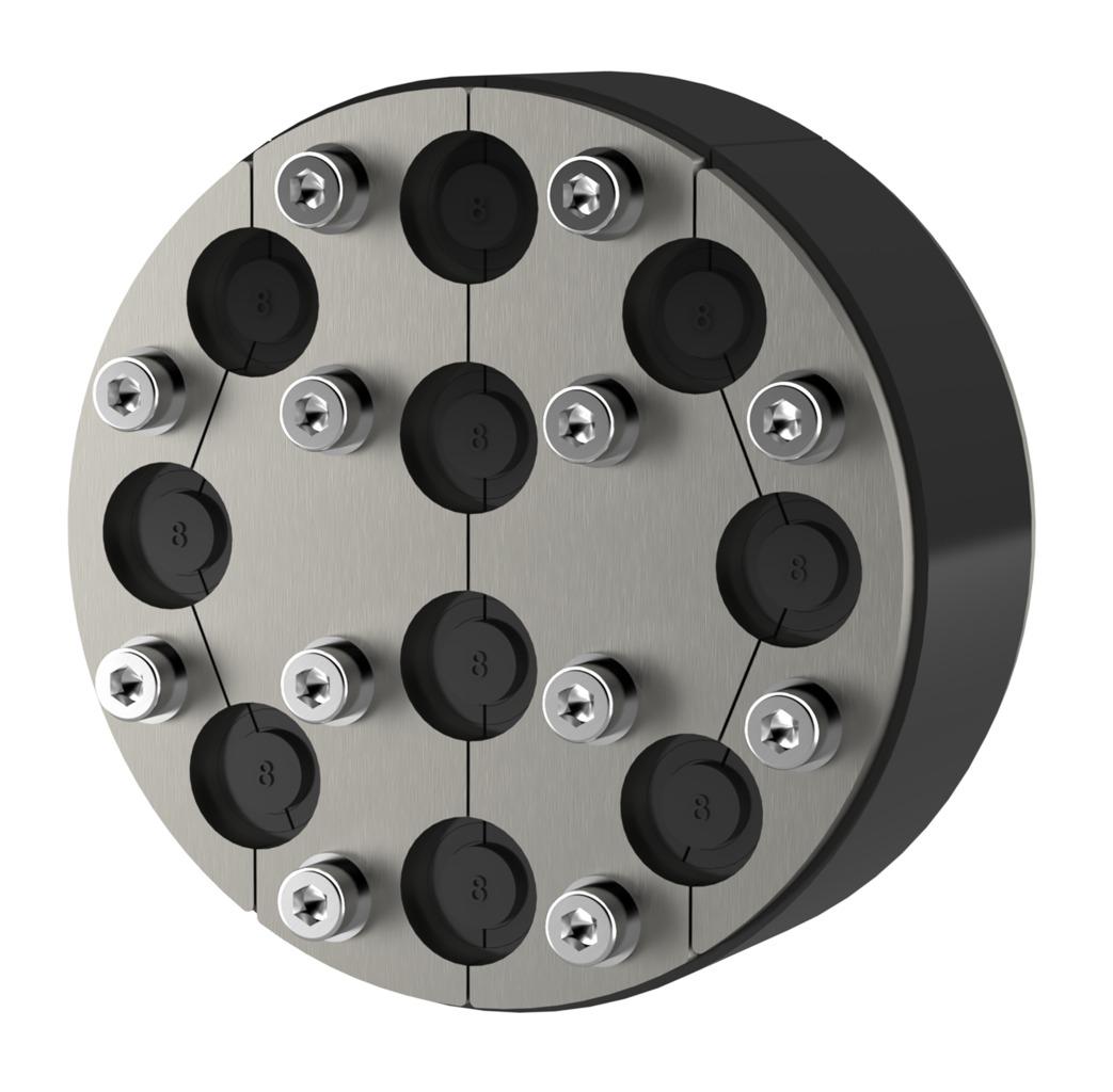 HRD125 SG 10x4-16,5 b40 A2/EPDM55